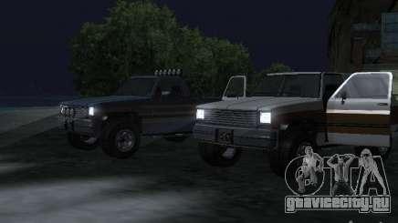Rancher из GTA 4 для GTA San Andreas