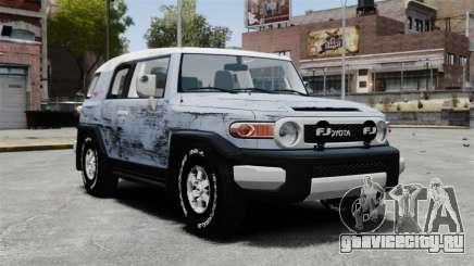 Toyota FJ Cruiser для GTA 4