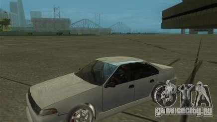 Nissan Cefiro A31 (D1GP) для GTA San Andreas