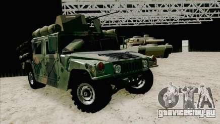 Hummer H1 для GTA San Andreas
