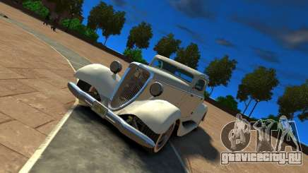 Ford Coupe 1934 для GTA 4