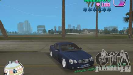 Mercedes-Benz E350 для GTA Vice City