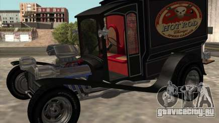 Ford model T 1923 Ice cream truck для GTA San Andreas