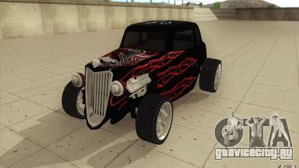 Ford Hot Rod 1934 v2 для GTA San Andreas