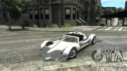 Ibis Formula GT для GTA 4