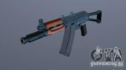 AK-74y для GTA Vice City