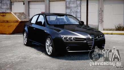 Alfa Romeo 159 Li v2 для GTA 4