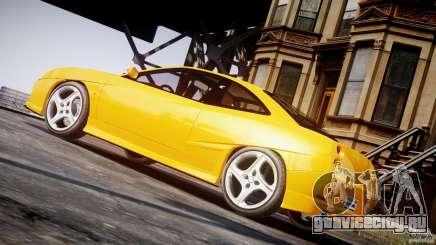Fiat Coupe 2000 для GTA 4