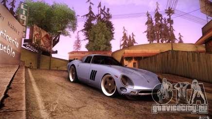 Ferrari 250 GTO 1964 для GTA San Andreas