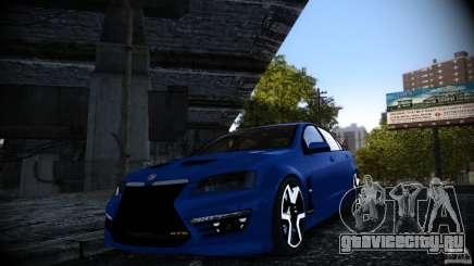Holden HSV GTS для GTA 4