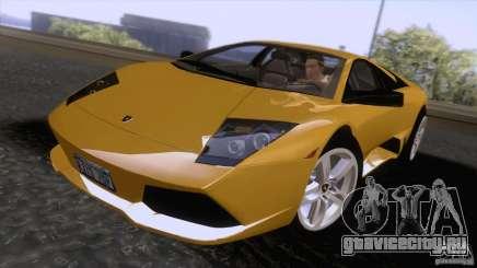 Lamborghini Murcielago LP640 2006 V1.0 для GTA San Andreas