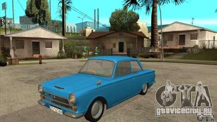 Lotus Cortina Mk1 1963 для GTA San Andreas