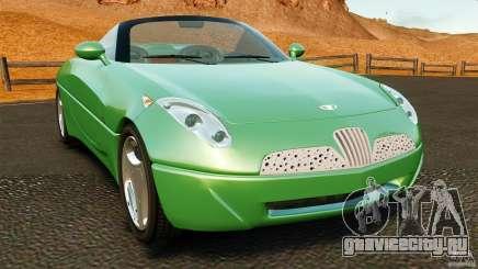 Daewoo Joyster Concept 1997 для GTA 4