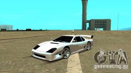 Azik Turismo для GTA San Andreas
