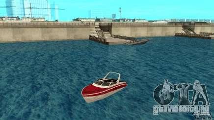 GTAIV Tropic для GTA San Andreas