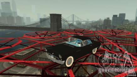 Smith Thunderbolt Mafia II для GTA 4