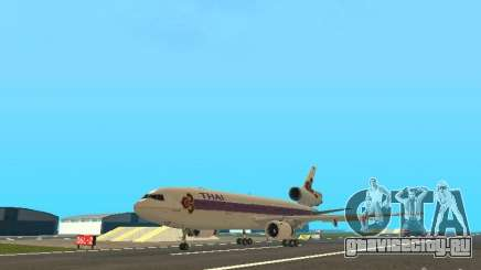 McDonell Douglas  DC 10 Thai Airways для GTA San Andreas