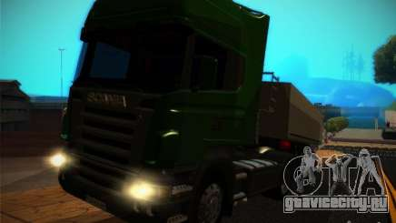 Scania R580 для GTA San Andreas