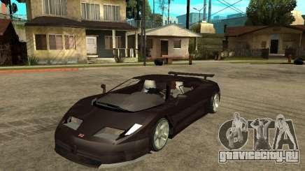 Buggati EB110 для GTA San Andreas