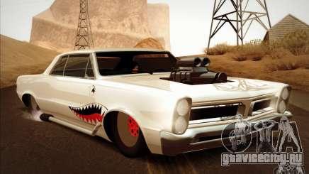 Pontiac GTO Drag Shark для GTA San Andreas