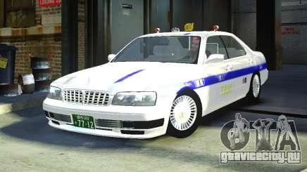 Nissan Cedric Y33 Privately Taxi для GTA 4