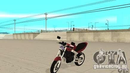 GTAIV BF400 FINAL для GTA San Andreas
