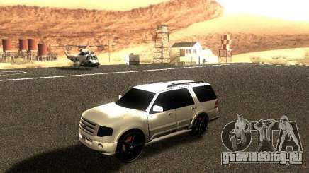 Ford Expedition 2008 для GTA San Andreas