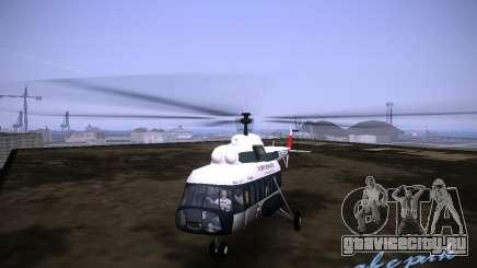 Ми-8 для GTA Vice City