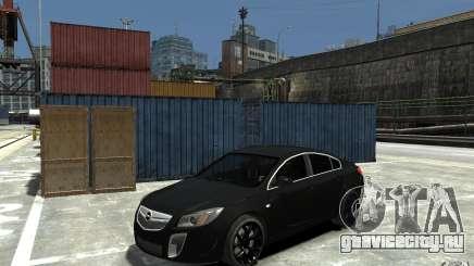 Opel Insignia OPC BETA для GTA 4