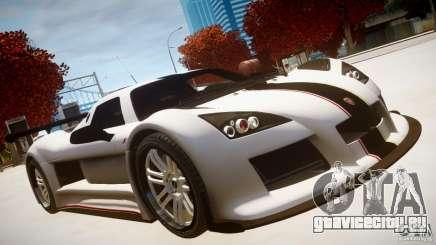 Gumpert Apollo Sport KCS Special Edition v1.1 для GTA 4