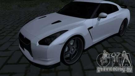 Nissan GTR-35 Spec-V для GTA San Andreas