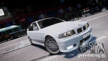 BMW 318i Light Tuning v1.1 для GTA 4
