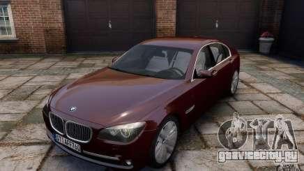 BMW 760Li 2011 для GTA 4