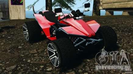 ATV PCJ Sport для GTA 4