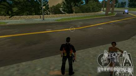 Manual Aiming для GTA Vice City
