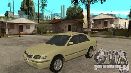 MAZDA 626 GF Sedan для GTA San Andreas