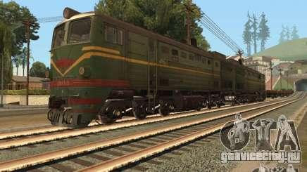 Тепловоз 2ТЭ10Л для GTA San Andreas