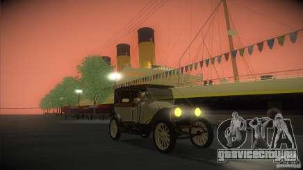 Руссо-Балт С 2440 для GTA San Andreas