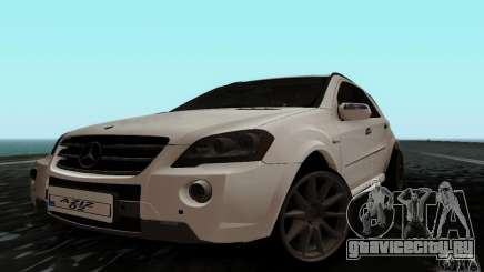 Mercedes Benz ML63 AMG для GTA San Andreas