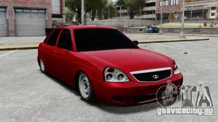 ВАЗ-2172 Приора Люкс для GTA 4