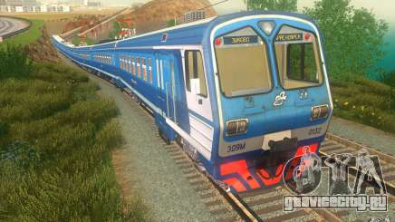 ЭД9М-0132А для GTA San Andreas