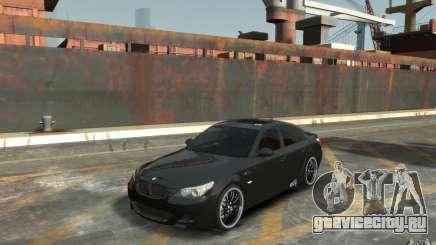 BMW M5 Hamman для GTA 4