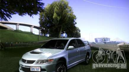 Mitsubishi Lancer Evolution VIII MR для GTA San Andreas