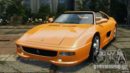 Ferrari F355 F1 Berlinetta для GTA 4