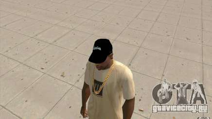 Кепка WCC для GTA San Andreas