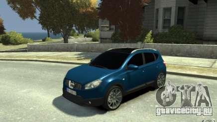 Nissan Qashqai 2010 для GTA 4