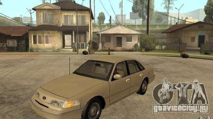 Ford Crown Victoria LX 1992 для GTA San Andreas