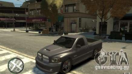Dodge Ram SRT10 для GTA 4