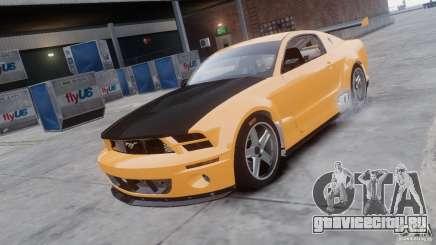 Ford Mustang GT-R для GTA 4