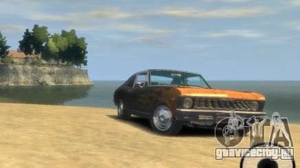 Chevrolet Nova SS 1969 для GTA 4